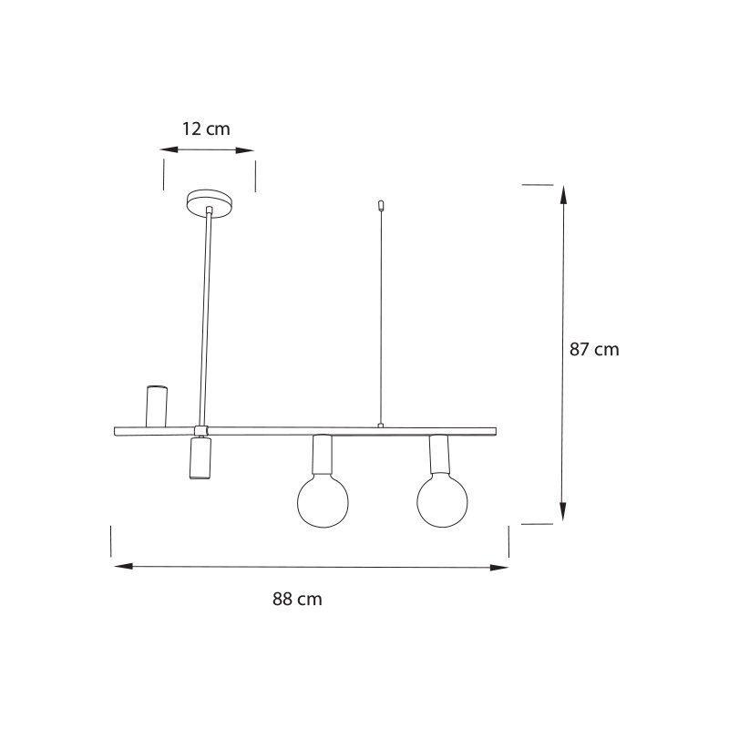 Lampara-Bristol-Colgante-CO4-medida1