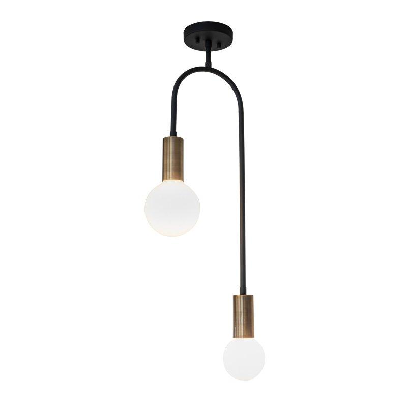 Lámpara Elvis de Plafón PL2