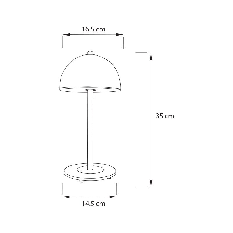 Lampara-Infinity-G-de-mesa-MS1-medida
