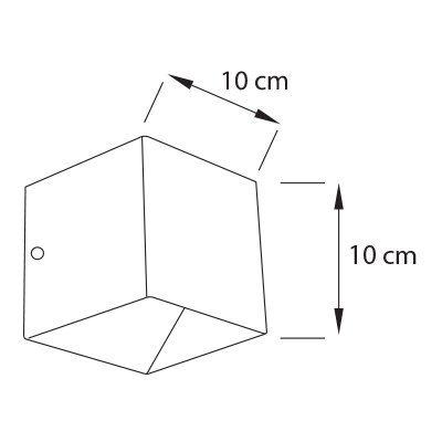 Lampara-Kengo-De-Pared-AP1-Medida
