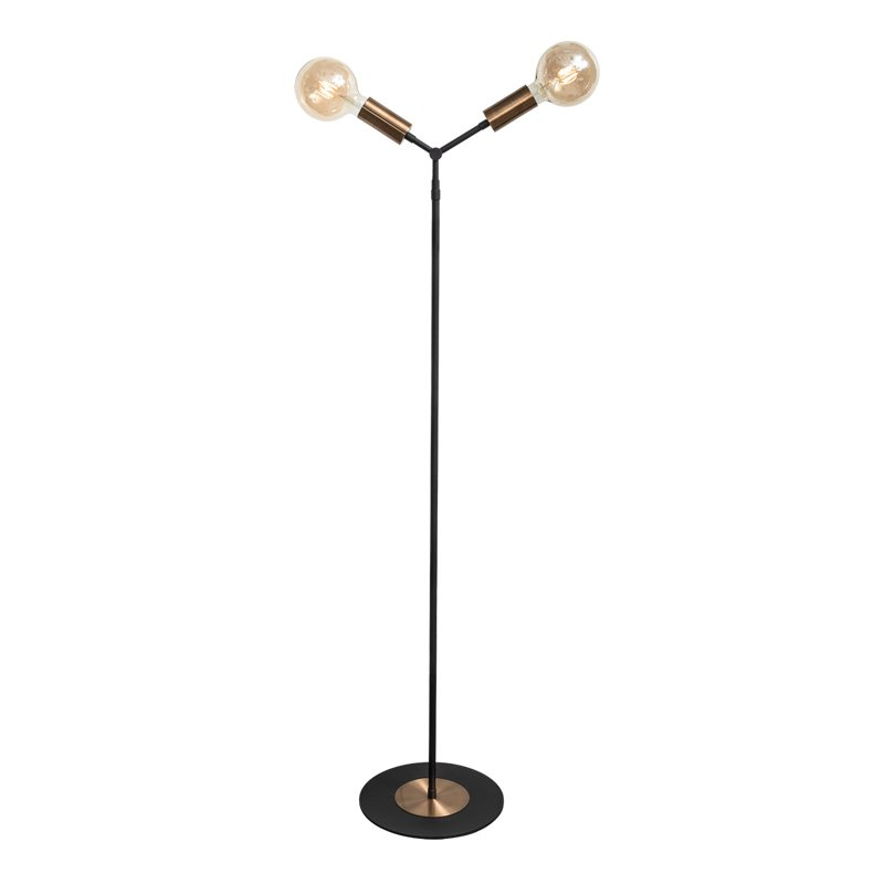 Lámpara Lisboa de Pie 2L
