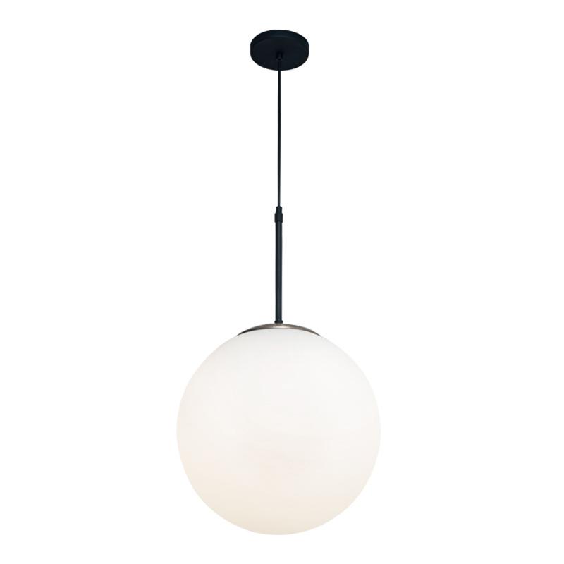 Lámpara Bow Opal 35 Colgante CO1