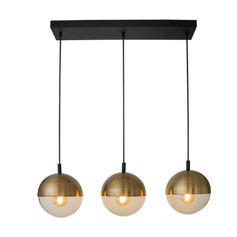 Lámpara Riel Cosmos Colgante  3L