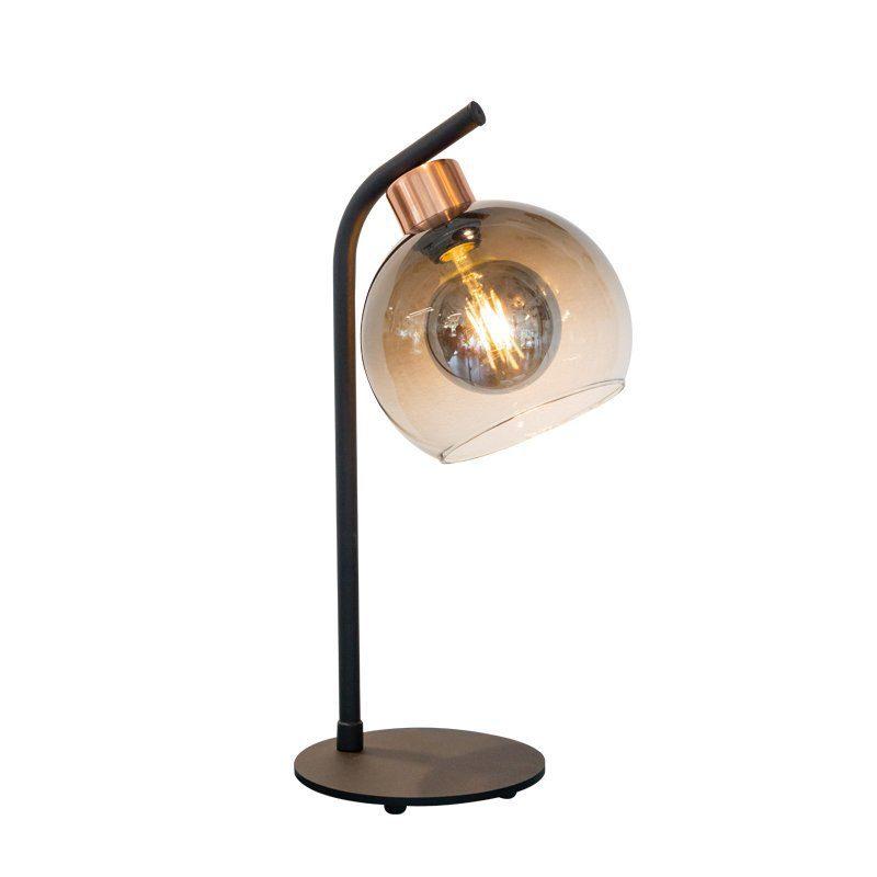 Lámpara Fiori Humo de Mesa MS1