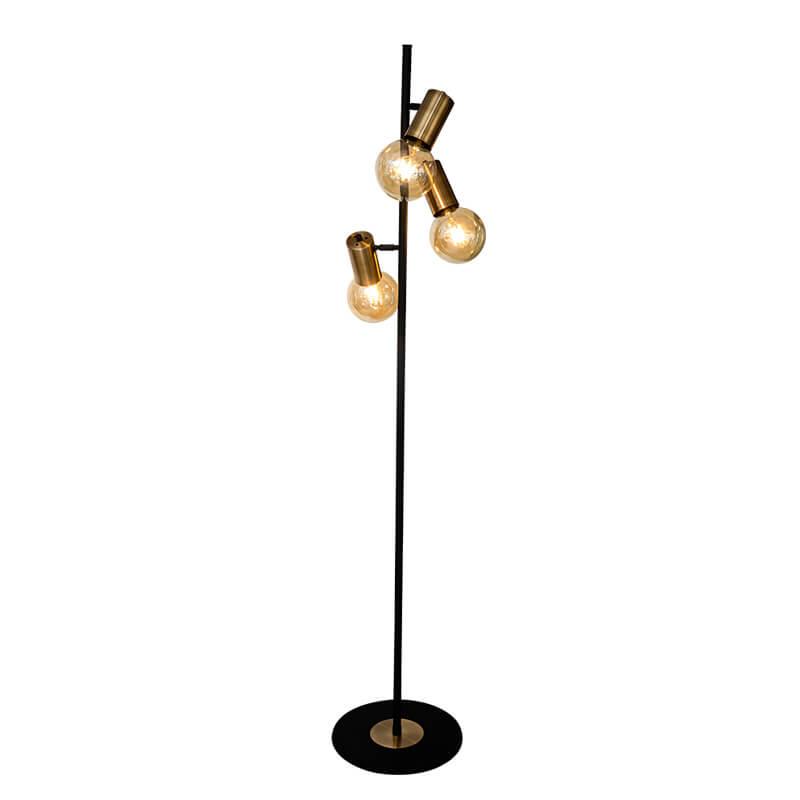 Lámpara Fashion de pie 3L