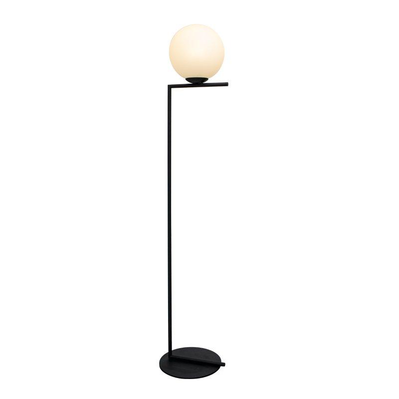 Lámpara Napolitana Opal de pie 1L