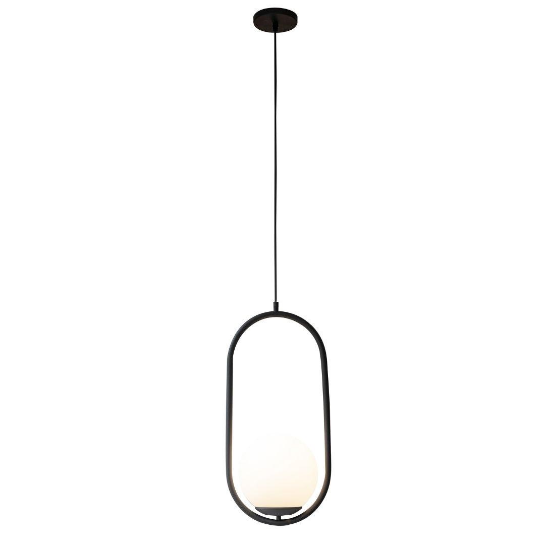 Lámpara Tivoly  Negra Colgante CO1