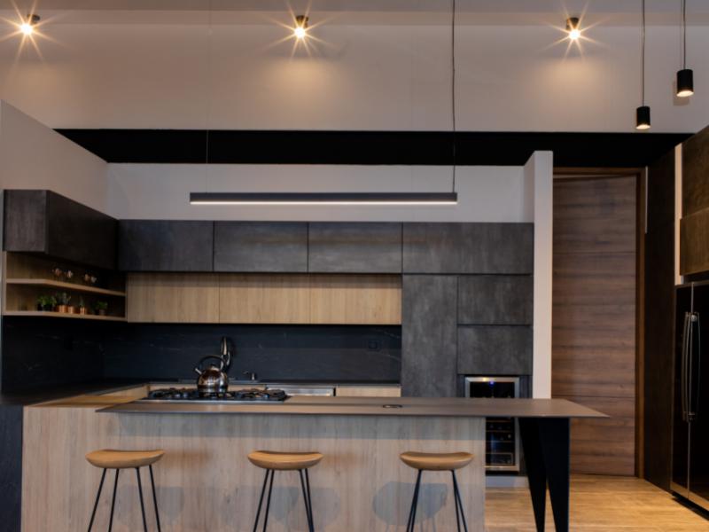 Lee más sobre el artículo Tips de iluminación para tus espacios al estilo industrial