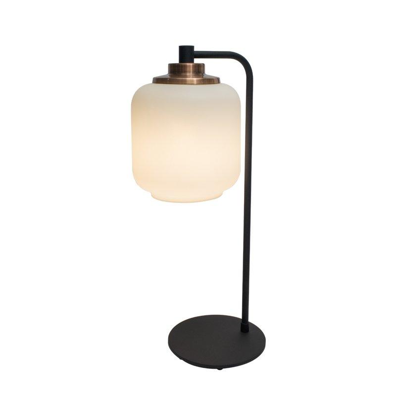 Lámpara Palermo #2 Opal de mesa MS1
