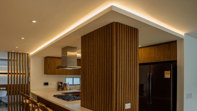 Iluminación para proyecto residencial Torre Dalí