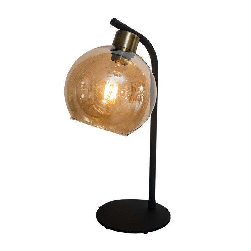 Lámpara Fiori Ámbar de mesa MS1